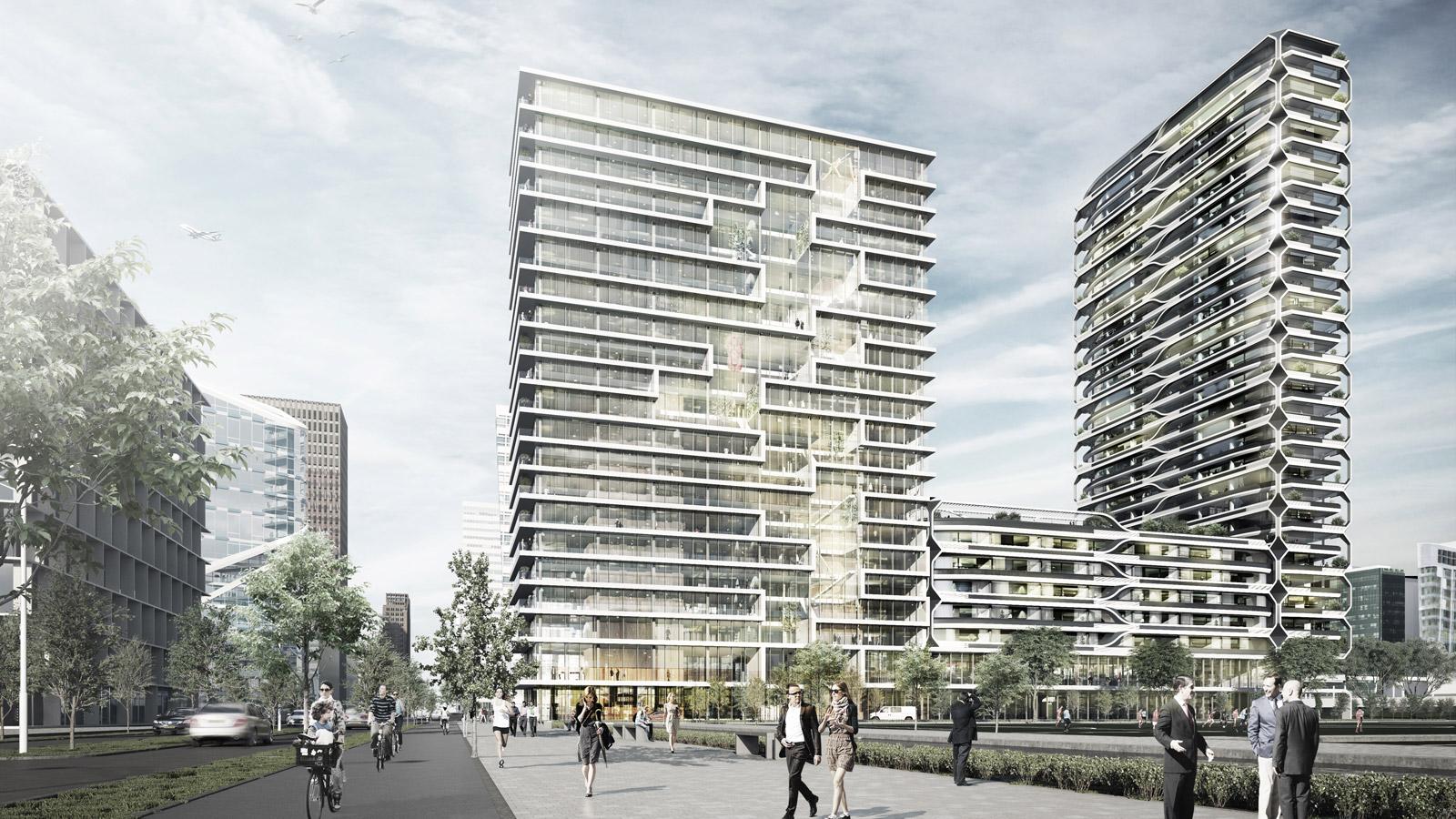 office da architects. Ravel Office Da Architects