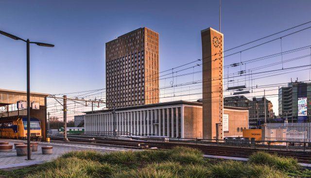 The student hotel eindhoven oz architect amsterdam for Design hotel eindhoven
