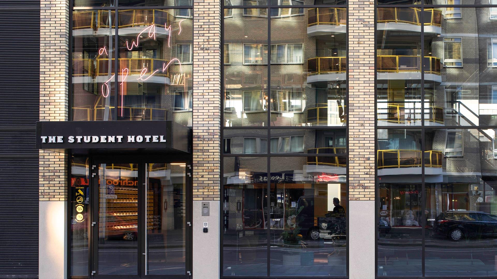 Oz architecture urbanism and design research for Design hotel eindhoven